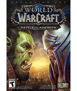 خرید بازی world of warcraft battle for azeroth