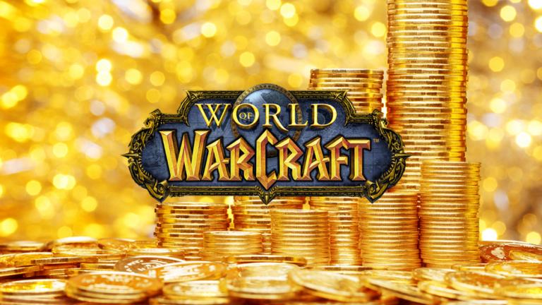 200 هزار گلد world of warcraft battle of azeroth