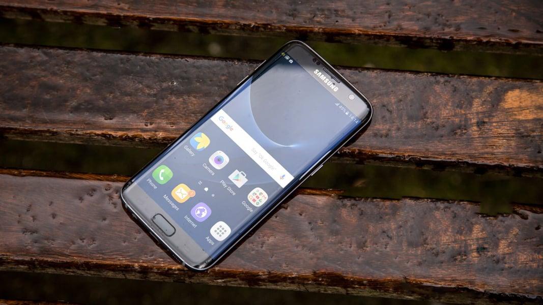 گوشی سامسونگ Samsung Galaxy S7 Edge 32GB