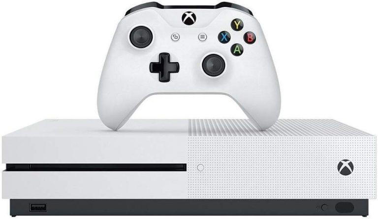 کنسول بازی Xbox One S دو دسته 1 ترابایت