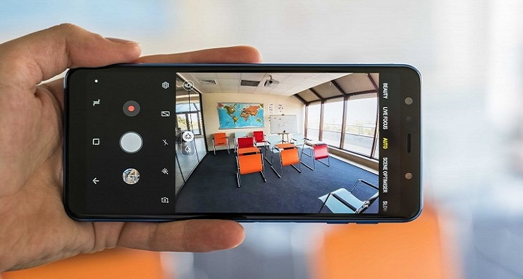 گوشی موبایل سامسونگ Galaxy A7 2018