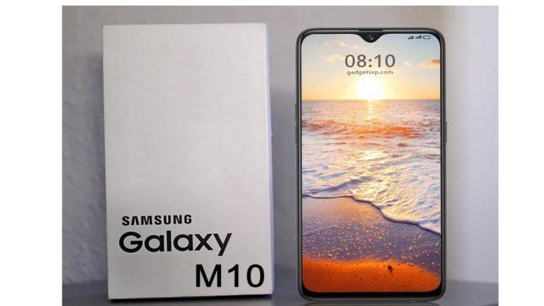 سامسونگ گلکسی Samsung Galaxy M 10