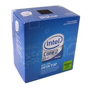سی پی یو Core 2 Duo E8300