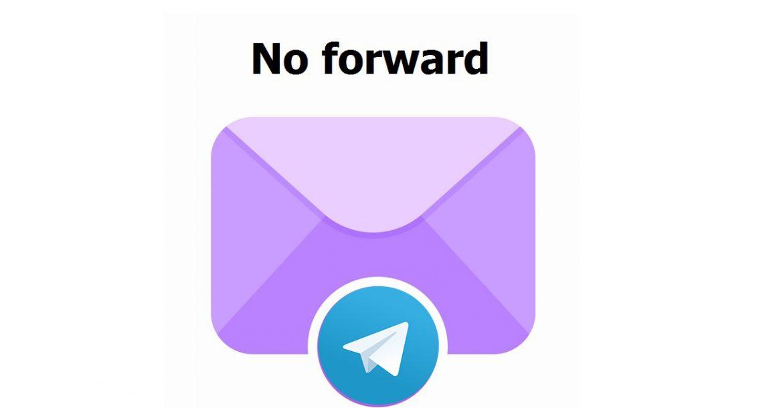 نحوه قفل کردن فوروارد در تلگرام طلایی