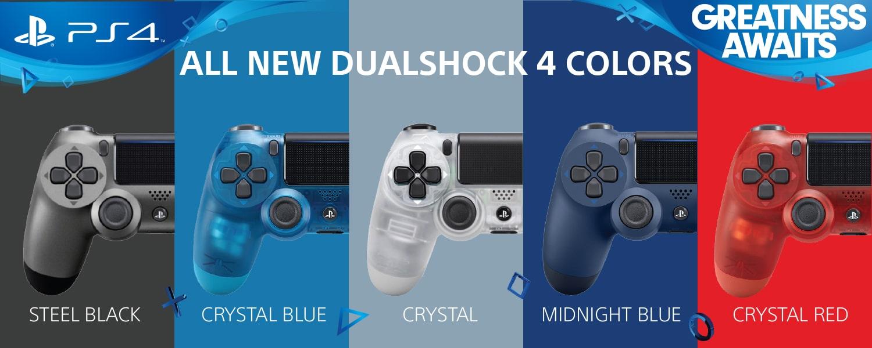 دسته پلی استیشن 4 Midnight Blue PS4 Controller