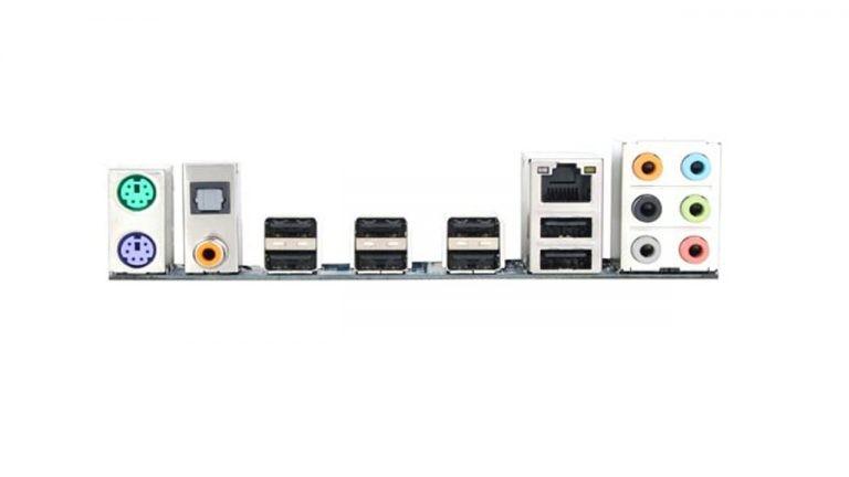 مادربورد گیگابایت DDR3 سوکت 775 مدل LGA775 GA-EP43T-S3L