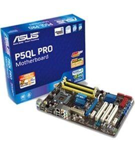 مادربرد ایسوس سوکت 775 Asus P5QL PRO DDR2