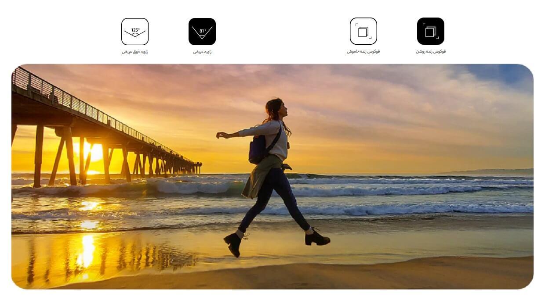 گوشی موبایل Galaxy A71 128GB