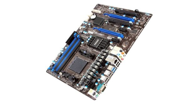 مادربورد گیمینگ ام اس آی 970 ای جی 43 msi 970a g43 motherboard
