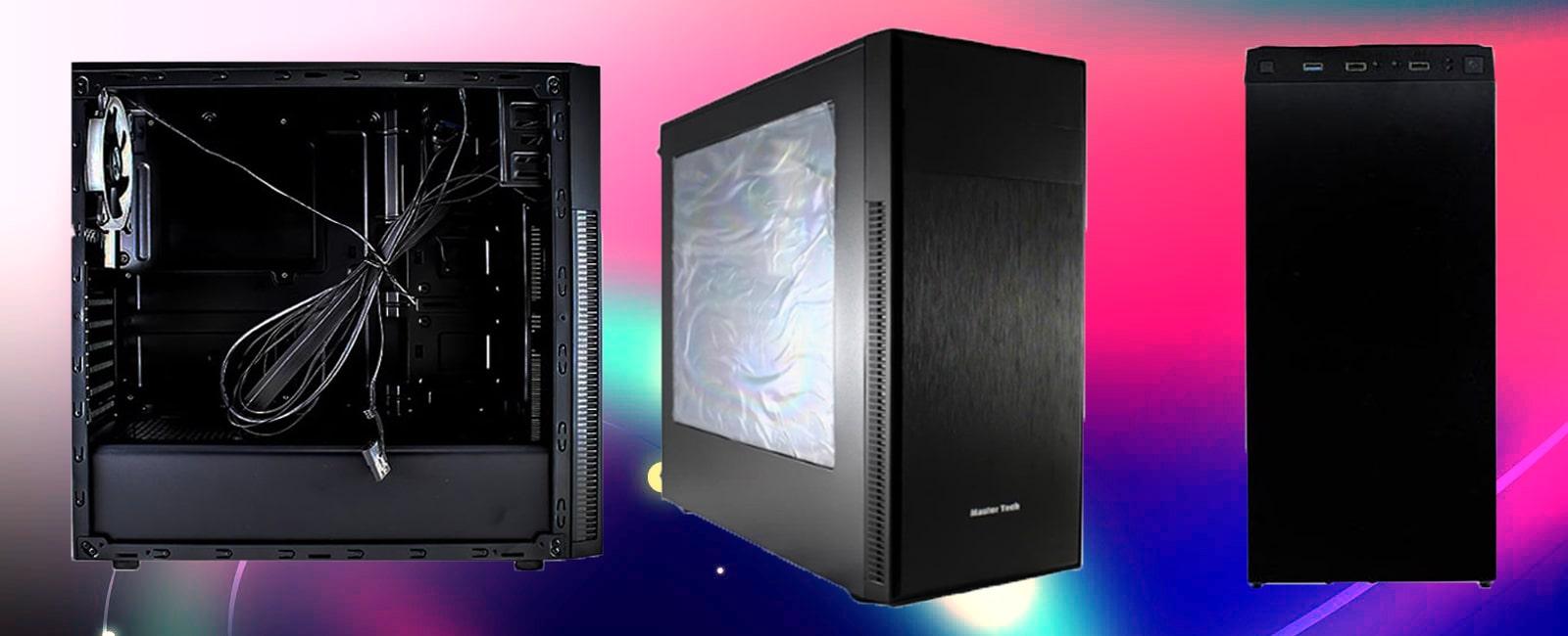 کیس گیمینگ کامپیوتر مسترتک مانترا Mantra