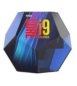 پردازنده اینتل کافی لیک intel core i9 9900k