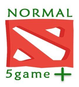 افزایش بازی عادی normal match unranked dota 2