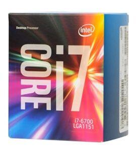 پردازنده اینتل sky lake مدل Intel Core i7-6700