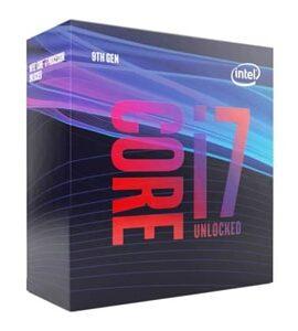 پردازنده اینتل Coffee Lake مدل Intel Core i7-9700K