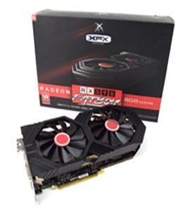 کارت گرافیک ایکس اف ایکس XFX Radeon RX 590 GME 8GB