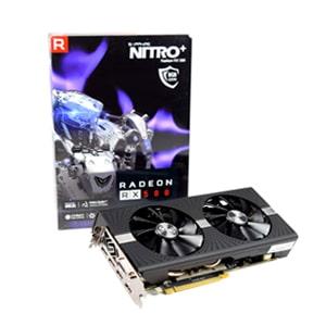 کارت گرافیک سافایر RX 580 4GB Sapphire Nitro plus