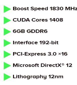 کارت گرافیک پلیت Palit GeForce GTX 1660 SUPER 6GB